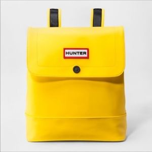 Hunter for Target yellow backpack